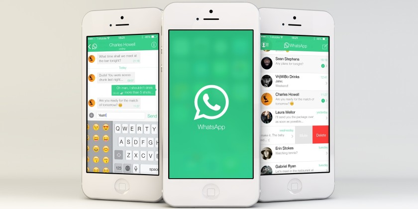 How To Track Whatsapp Messages On Iphone Iphone Tracker App